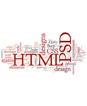 Dedicated HTML designer